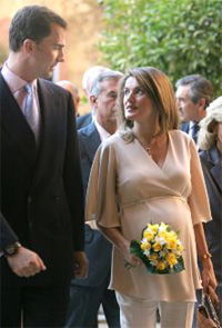 È nata Leonor, la figlia della principessa Letizia