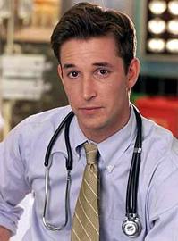 Una bimba per il Dott. Carter, il medico di E.R.