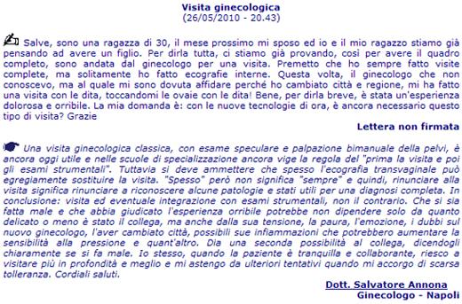 visita-ginecologica-risposta-annona