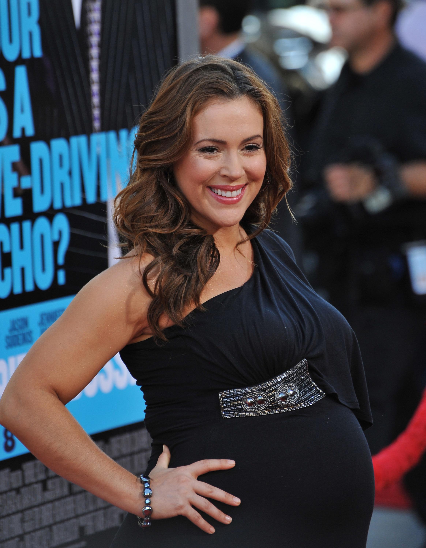 Alyssa Milano di nuovo mamma, a 42 anni è arrivata ...