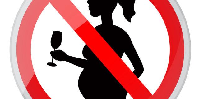 Feti a rischio con alcol in gravidanza