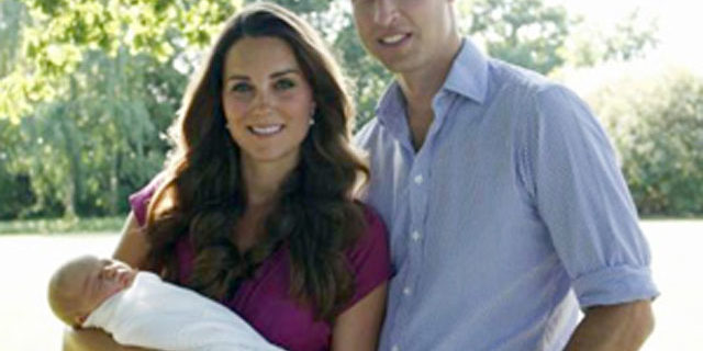 "William, Kate e il piccolo ""monello"" George: ecco le foto scattate dal nonno"
