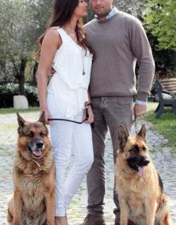 Barbara Chiappini è diventata mamma. È nata Sveva Lucia
