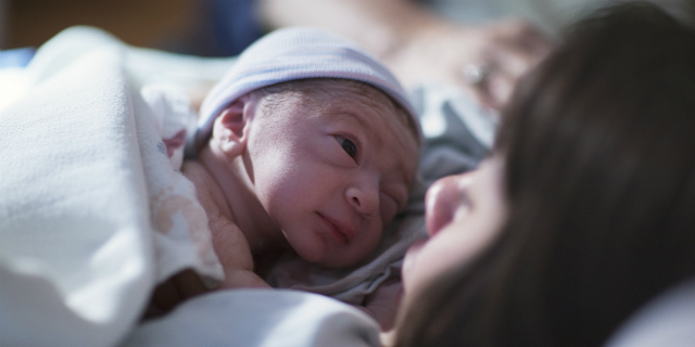 Baby cooling: così il freddo aiuta a curare i neonati