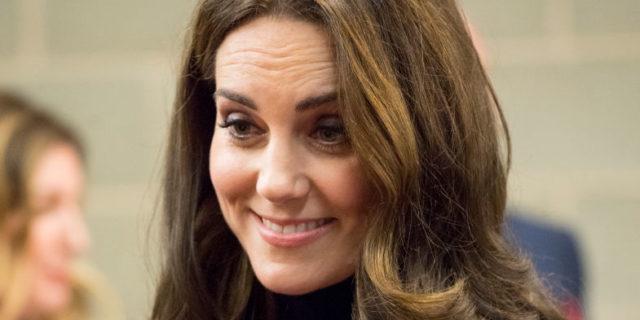 Kate Middleton al supermercato al nono mese di gravidanza