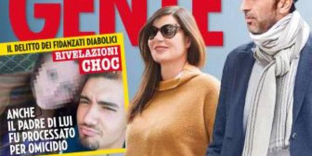 Ilaria D'Amico e Gigi Buffon, svelato il sesso del bebè in arrivo