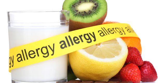 Le allergie alimentari