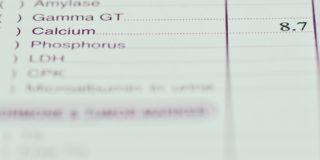 Calcemia e fosforemia