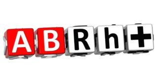 Gruppo sanguigno e fattore Rh