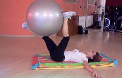 Esercizi Fit-Ball: 1° trimestre