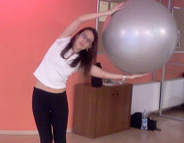 Esercizi Fit-Ball: 2° trimestre