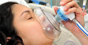 Gas analgesico in travaglio di parto