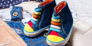 Scarpine da neonato, come sceglierle