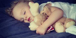 I segreti del sonno dei bambini