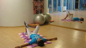 Stretching post-allenamento 1° trimestre