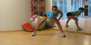 Stretching post-allenamento 2° trimestre