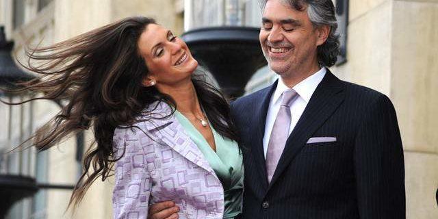 Andrea Bocelli: terza cicogna in arrivo!