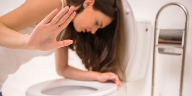 Nausea: utili i rimedi di polso
