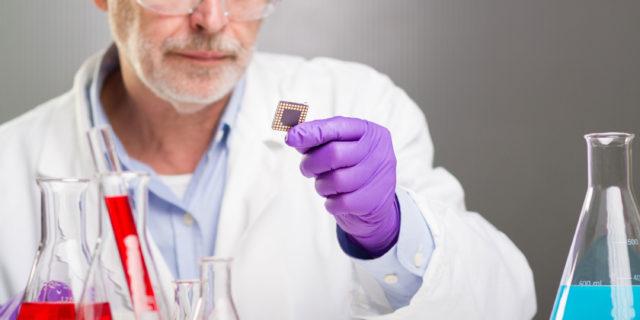 Un chip genetico migliora l'efficienza dell'amniocentesi