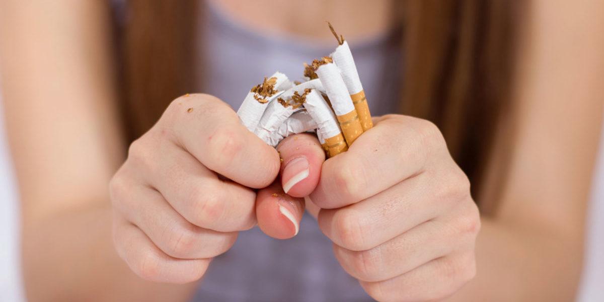 fumare in allattamento o gravidanza