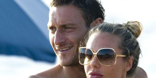 Totti-Blasi: è nata una femminuccia!