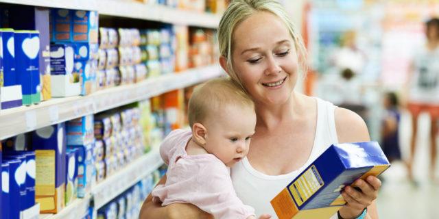 Troppo sale nascosto nella dieta dei bambini