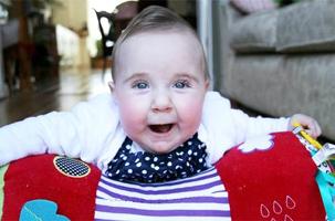 Leucemia e trisomia 21: neonata guarisce sorprendentemente