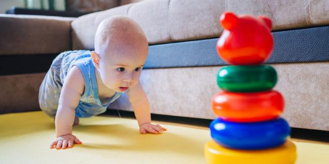 Vista nei neonati: come, cosa e quanto vede un bambino?