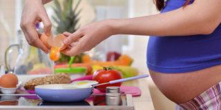 Quali cibi scegliere nel terzo trimestre di gravidanza