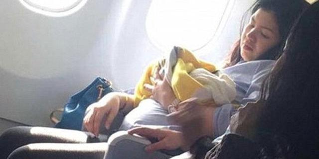 Nasce in aereo a 10mila metri di quota, volerà gratis per tutta la vita