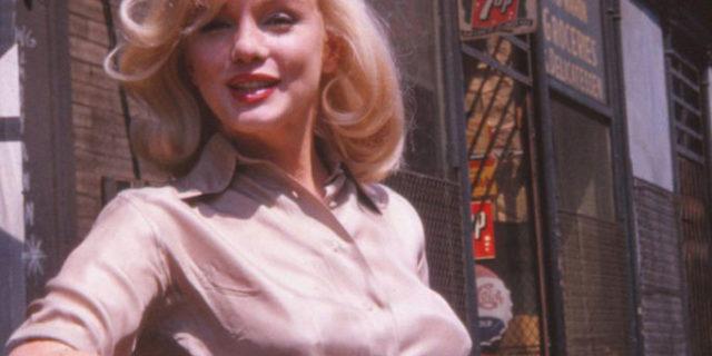 Marilyn Monroe, gli scatti inediti della gravidanza