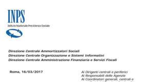 Circolare INPS n. 61/2017 - Bonus Mamma Domani