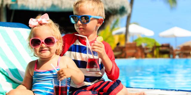 Bambini in vacanza: come affrontare l'estate