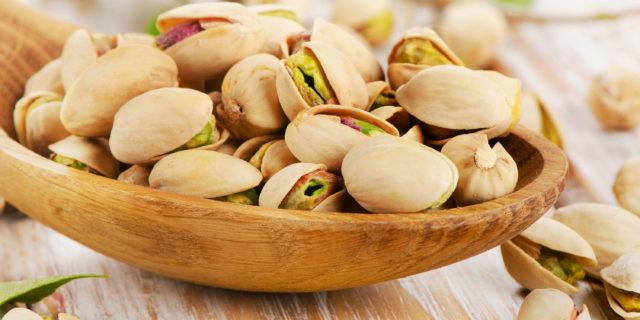 Mangiare pistacchi è salutare per le donne con diabete gestazionale