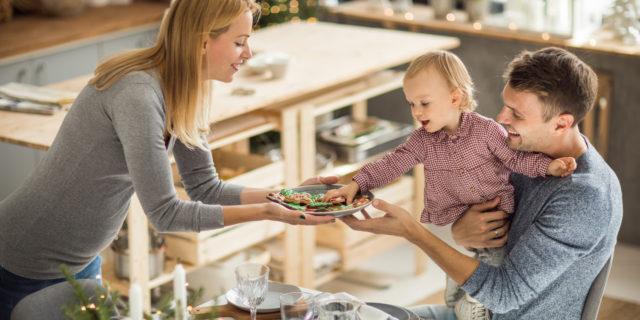 Festività natalizie, i consigli nutrizionali per le donne in gravidanza