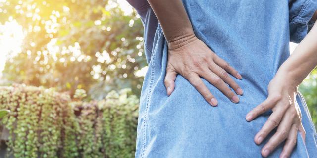 Come combattere il mal di schiena in gravidanza