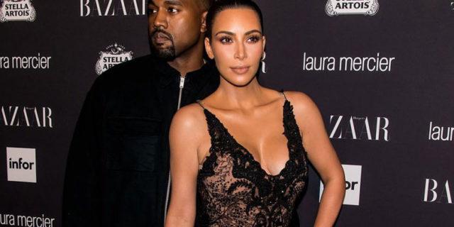 Kim Kardashian, terza figlia da madre surrogata