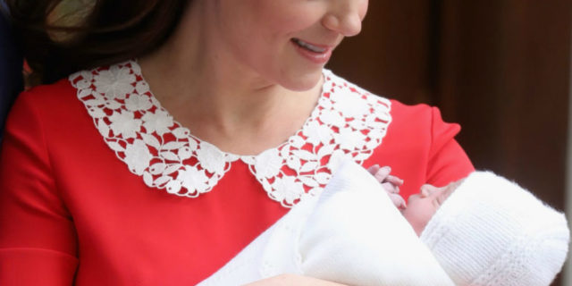 Il terzogenito di Kate e William si chiama Louis Arthur Charles