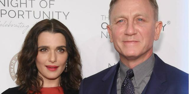 Rachel Weisz e Daniel Craig aspettano il primo figlio insieme