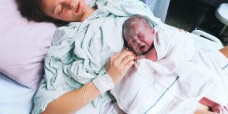 """""""Magari non so partorire, ma so fare la mamma"""": storia vera di un secondo parto"""