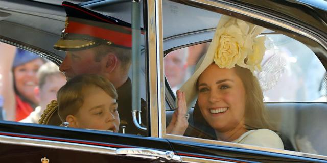 Per Kate Middleton congedo di maternità fino a ottobre