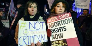 In Irlanda si discute di aborto (ma non sui social)