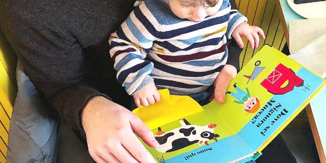 I 6 imperdibili libri per bambini consigliati dalla blogger Tegamini