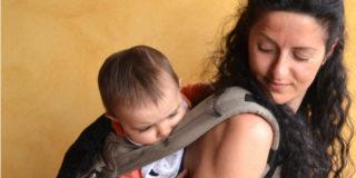 """""""Della maternità ho imparato una cosa: non è mai come te l'aspetti"""""""