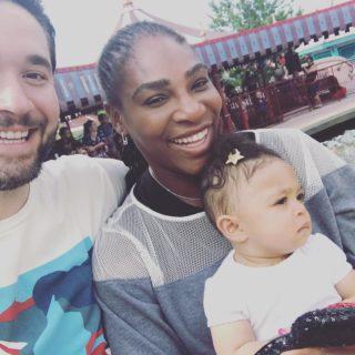 """Serena Williams e la depressione post-partum: """"Non mi sento una brava mamma"""""""