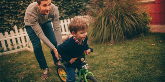 Quando ci si sente genitori per la prima volta? La risposta dei papà