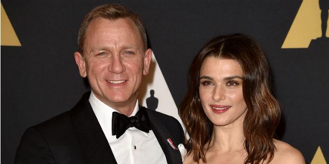James Bond di nuovo papà: è nata la figlia di Daniel Craig e Rachel Weisz