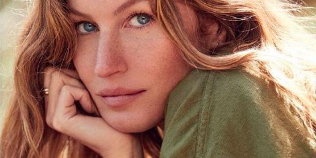 """Gisele Bündchen rivela: """"Diventare mamma è stato uno shock"""""""