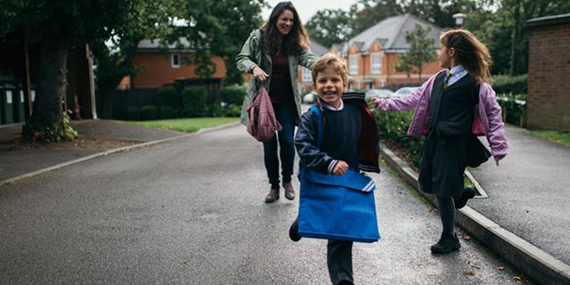 Cosa pensa davvero una mamma il primo giorno di scuola