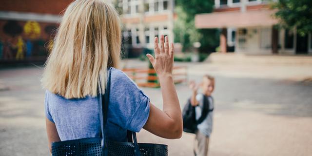 primo giorno di scuola mamme